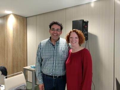 Con Judith Moskowitz